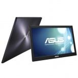 Monitor ASUS MB168B+ LED 15.6'', Full HD, Widescreen, Negro/Plata