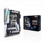 Tarjeta Madre ASUS ATX PRIME X299-DELUXE II, S-2066, Intel X299, 128GB DDR4 para Intel