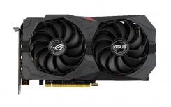 Tarjeta de Video ASUS NVIDIA GeForce GTX 1650 SUPER Rog Strix Advance Edition Gaming, 4GB 128-bit GDDR6, PCI Express 3.0