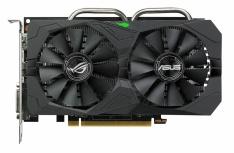 Tarjeta de Video ASUS AMD Radeon RX 560 ROG Strix Gaming OC, 4GB 128-bit GDDR5, PCI Express 3.0 x16