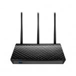 Router ASUS Ethernet Firewall RT-AC1750 B1, Inalámbrico, 1750Mbit/s, 4x RJ-45, 2.4/5GHz, 3 Antenas Externas