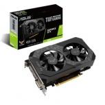 Tarjeta de Video ASUS NVIDIA GeForce GTX 1650 TUF Gaming OC, 4GB 128-bit GDDR6, PCI Express x16 3.0