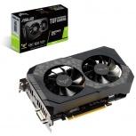 Tarjeta de Video ASUS NVIDIA GeForce GTX 1660 Ti TUF OC Gaming, 6GB 192-bit GDDR6, PCI Express 3.0
