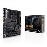 Tarjeta Madre Asus ATX TUF Gaming X570-Plus (WI-FI), S-AM4, AMD X570, HDMI, 128GB DDR4 para AMD Ryzen