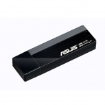ASUS Adaptadores de Red USB N300, Inalámbrico, WLAN, 300 Mbit/s
