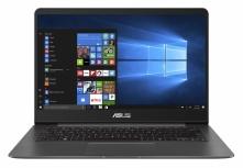 Laptop ASUS ZenBook UX430UN-GV127T 14'' Full HD, Intel Core i5-8250U 1.60GHz, 8GB, 256GB SSD, NVIDIA GeForce MX150, Windows 10 64-bit, Gris
