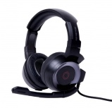 AVerMedia Audífonos Gamer SonicWave GH335 Alámbrico, 2.2 Metros, 3.5mm, Negro
