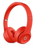 Beats by Dr. Dre Audífonos Beats Solo3 Wireless, Bluetooth, Rojo