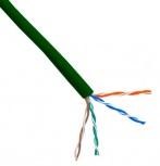 Belden Bobina de Cable UTP Cat6+, 305 Metros, Verde