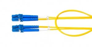 Belden Cable de Fibra Optica OS2 LC Macho - LC Macho, 3 Metros, Azul
