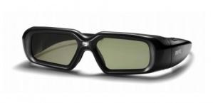 BenQ Lentes 3D 5J.J7L25.002, Negro, DLPLink 3D