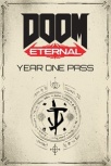 Doom Eternal Year One Pass, Xbox One ― Producto Digital Descargable