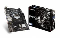 Tarjeta Madre Biostar Micro ATX H410MH, S-1200, Intel H410, HDMI, 64GB DDR4 para Intel ― No es Compatible con Procesadores Intel 11va. Generación
