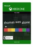 Thomas Was Alone, Xbox One ― Producto Digital Descargable