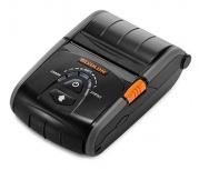 Bixolon Impresora Móvil SPP-R200IIIIK, Térmica Directa, Inalámbrico, Bluetooth 3.0, USB Type-A, Gris