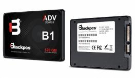 SSD Blackpcs AS2O1, 120GB, SATA III, 2.5