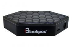 Blackpcs TV Box E0304K-BL, Android 7.1, 16GB, 4K, WiFi, HDMI, 2x USB 2.0
