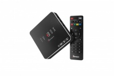 Blackpcs TV Box EO104K-BL, WiFi, HDMI, RJ-45, Android 5.1, Negro