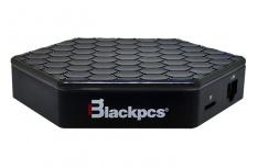 Blackpcs TV Box EO204K-BL, Android 7.1, 8GB, 4K, WiFi, HDMI, USB 2.0