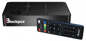 TV Box EO404K-BL, WiFi, HDMI, RJ-45, Android 7.1, Negro