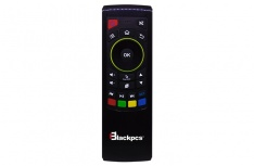 Blackpcs Control Remoto Basics, RF Inalámbrico, USB, Negro