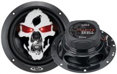 Boss Audio Bocinas para Auto SK653, 350W, 1 Via, 90dB, 6.5