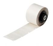 Brady Rollo de Etiquetas PTL-19-427, 2.5 x 2.5cm, 250 Etiquetas, Blanco