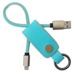 BRobotix Cable 161214A Lightning Macho - USB Macho, 25cm, Azul