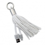 BRobotix Cable 161234B Lightning Macho - USB Macho, 20cm, Blanco