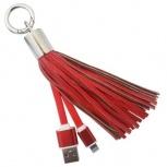 BRobotix Cable 161234R Lightning Macho - USB Macho, 20cm, Rojo