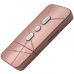 BRobotix Lector MicroSD y Reproductor MP3, Rosa