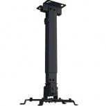 BRobotix Soporte de Techo para Proyector 573106N, 10Kg, Negro