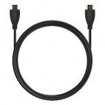 BRobotix Cable HDMI Macho - HDMI Macho, 5 Metros, Negro