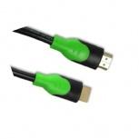BRobotix Cable HDMI Macho - HDMI Macho, 3 Metros, Negro