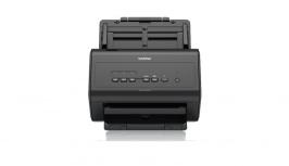 Scanner Brother ADS-3000N, 600 x 600DPI, Escáner Color, Escaneado Dúplex, USB 3.0, Negro