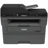 Multifuncional Brother DCP-L2551DW, Blanco y Negro, Láser, Inalámbrico, Print/Scan/Copy/Fax