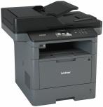 Multifuncional Brother DCP-L5650DN, Blanco y Negro, Láser, Print/Scan/Copy ― Incluye Tóner TN880P