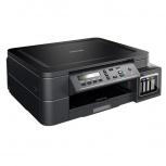 Multifuncional Brother InkBenefit Tank DCP-T510W, Color, Inyección, Tanque de Tinta, Inalámbrico, Print/Scan/Copy