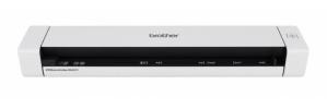 Scanner Brother DS-620, 1200 x 1200 DPI, Escáner Color, USB 1.1/2.0