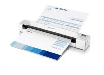 Scanner Brother DS-820W, 600 x 600DPI, Escáner Color, USB, Blanco