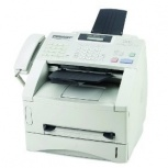 Brother FAX4100E Laserfax, Blanco y Negro