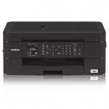 Multifuncional Brother MFC-J491DW, Color,  Inyección de Tinta, Inalámbrico, Print/Scan/Copy/Fax