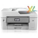 Multifuncional Brother MFCJ6545DWXL, Color, Inyección, Inalámbrico, Print/Scan/Copy/Fax