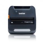 Brother RJ4230BL, Impresora de Etiquetas, Térmica Directa, 203 x 203DPI, USB, Bluetooth, Negro