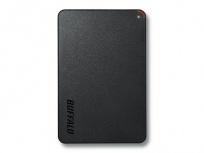 Disco Duro Externo Buffalo MiniStation, 2TB, Micro-USB B 3.2, Negro