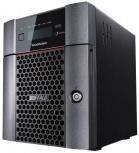 Buffalo TeraStation TS5410DN NAS de 4 Bahías, 4TB (2 x 2TB), Annapurna Labs Alpine AL-314 1.70GHz, USB 3.2, Negro