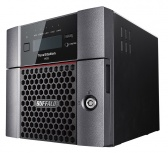 Buffalo TeraStation WS5220DNW6 NAS de 2 Bahías, 4TB (2 x 2TB), Intel Atom C3338 1.50GHz, USB 3.2, Negro