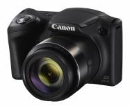 Cámara Digital Canon PowerShot SX420 IS, 20MP, Zoom óptico 42x, Negro