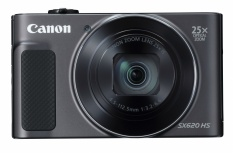 Cámara Digital Canon PowerShot SX620 HS, 20.2MP, Zoom Óptico 25x, Negro