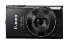 Cámara Digital Canon PowerShot ELPH 360 HS, 20.2MP, Zoom óptico 12x, Negro